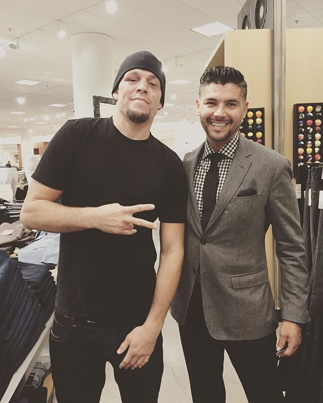 When Your Prayers Are Answered And Meet A Very Important Person In The Movement One Of The Smartest And Hardest Working Athletes In Ufc Athlete Nate Diaz Ufc