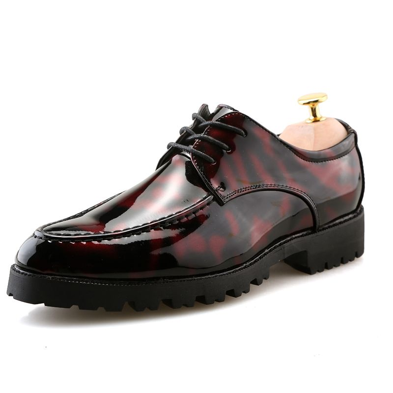 >> Click to Buy << 2017 New Genuine Leather Men Dress Shoes Business High Quality Design Flats Oxfords Shoes Men Daily Footwear Big Size 37-44 #Affiliate