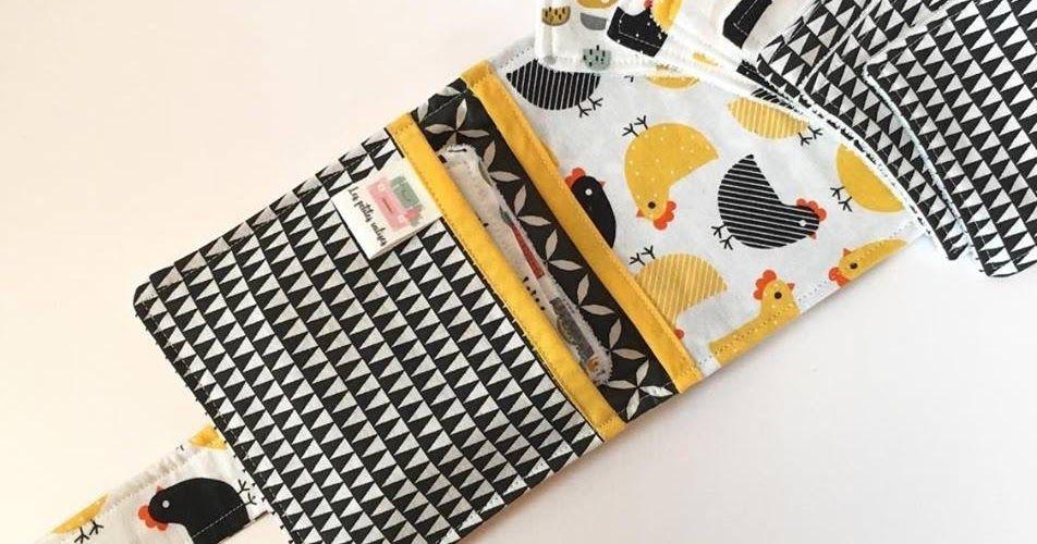 La Pochette De Lingettes Lavables Zerowaste 6 Tuto Couture
