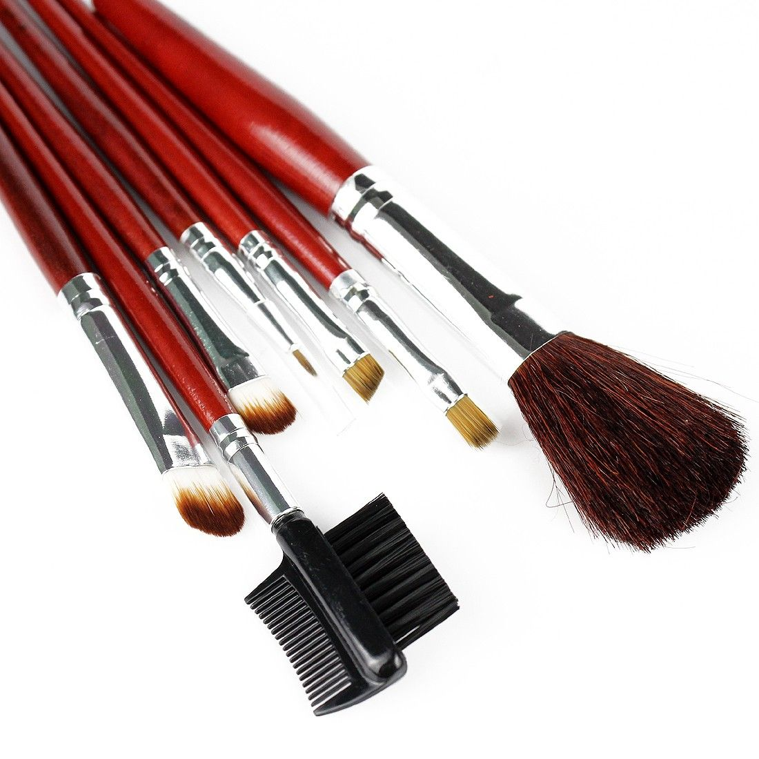 2016 high quality Profesional Black Makeup Brushes