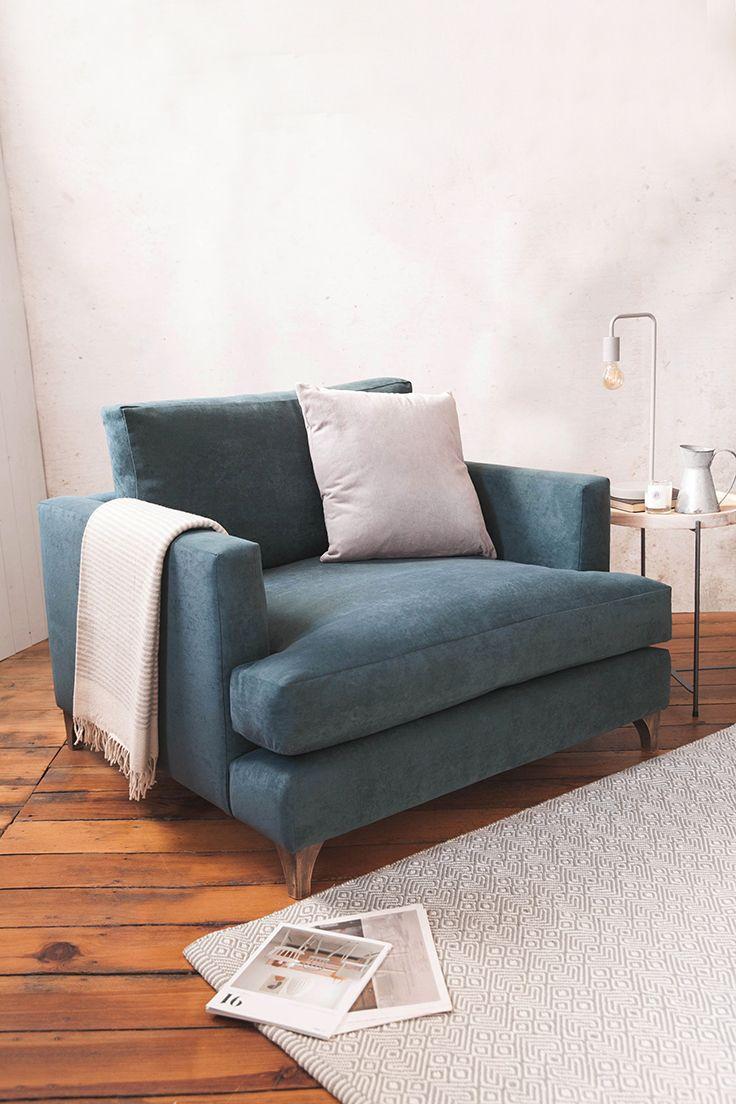 Long Story Sofa Love seat, Furniture, Home decor