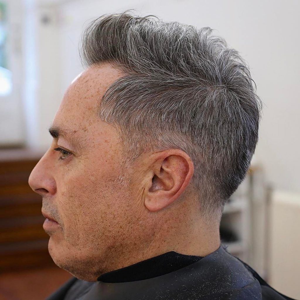 Hairstyles for Older Men - Smart, Cool and Funky Hairstyles for