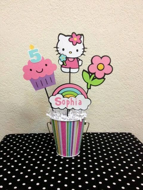 Pin by Tara Mills on Birthday Pinterest Hello kitty Kitty and