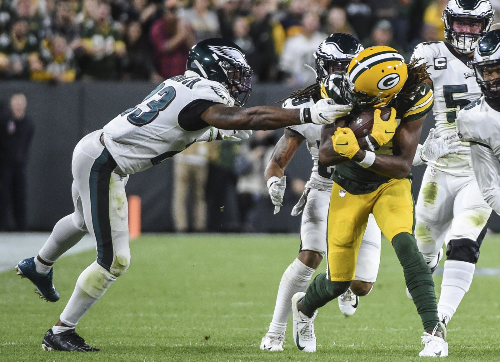 It S Now Rumored Davante Adams Toe Injury Might Keep Him Out Of Cowboys Game Toe Injuries Cowboy Games Raiders
