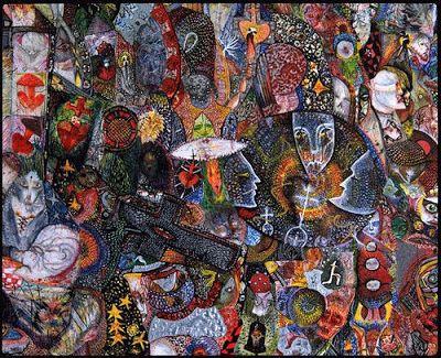 46+ Schizophrenia paintings ideas