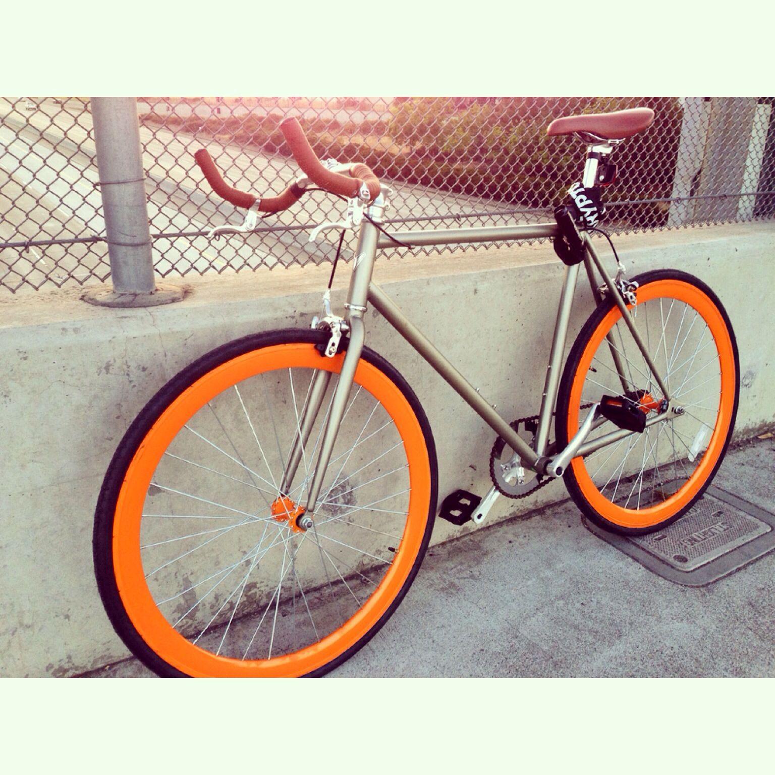 Fresh New Bike With Pursuit Bullhorn Handlebars Bicicleta Ciclovia