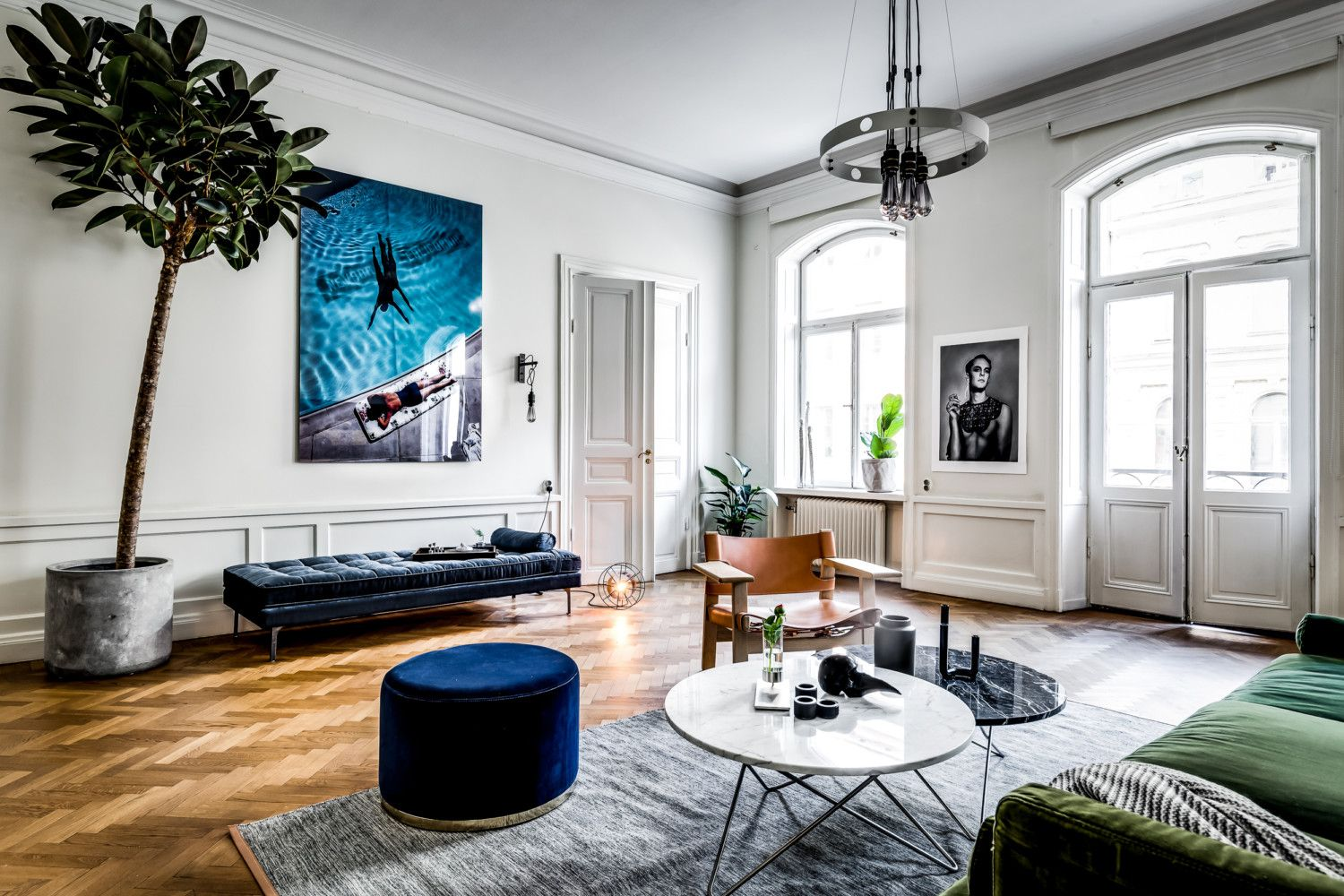Wonderful Eclectic Apartment In Stockholm Interior Swedish