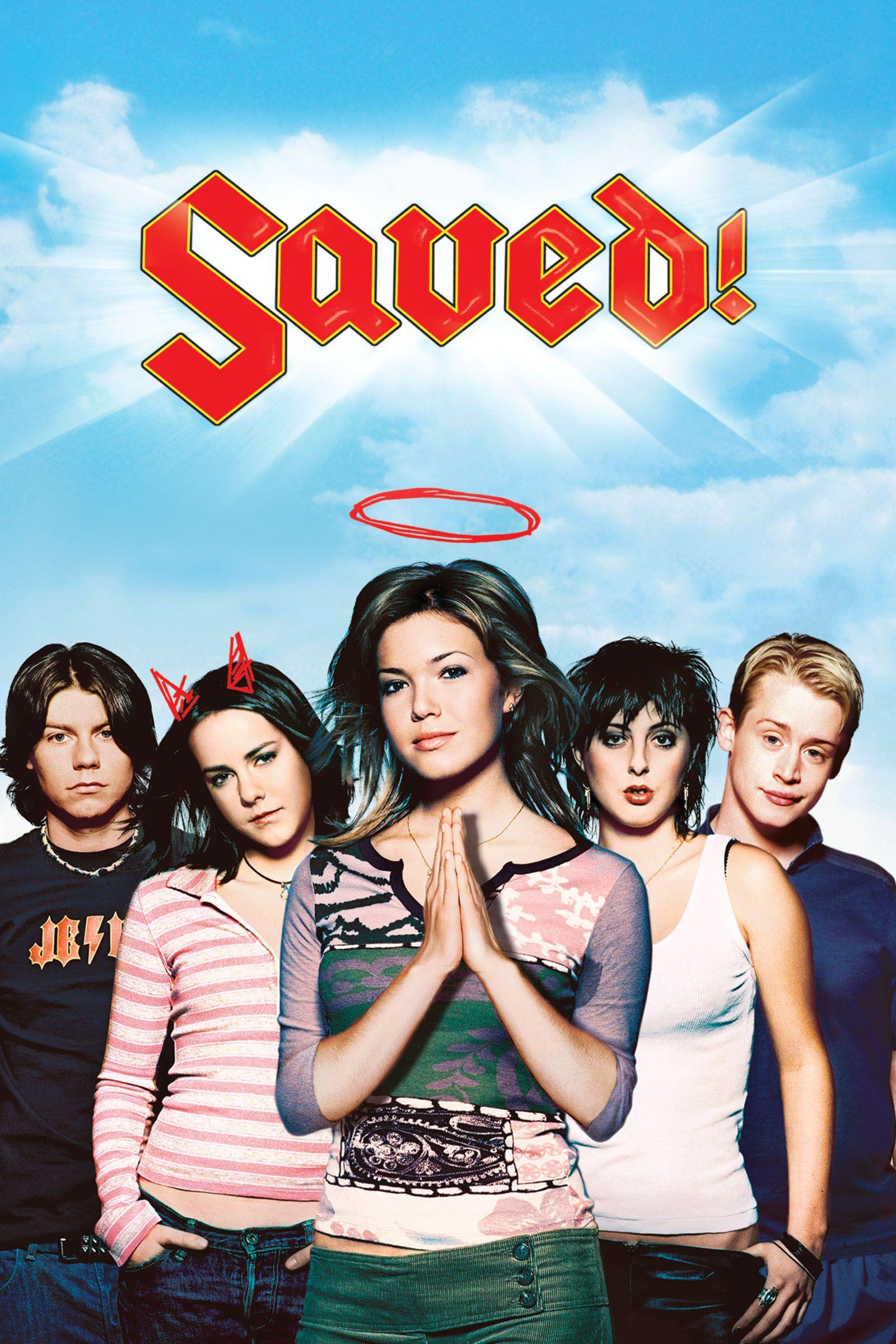 Saved! Movie Poster - Jena Malone, Mandy Moore, Macaulay Culkin ...