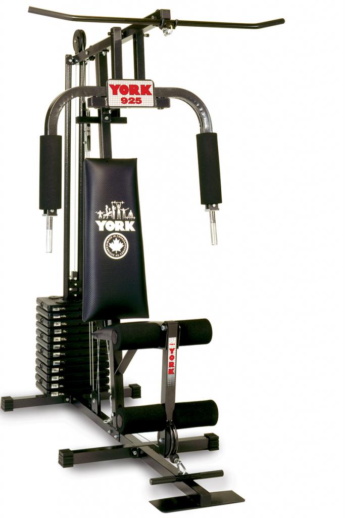 York 925 Multi Gym Home Gym Equipment Multi Gym Home Gym At Home Gym