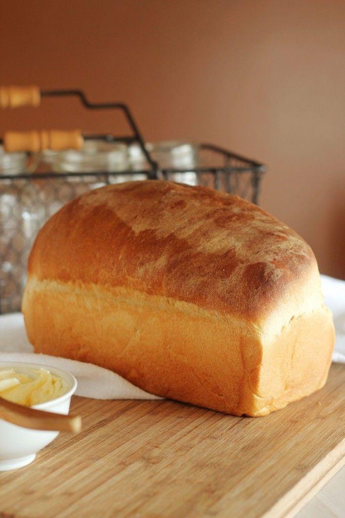 Buttermilk American Sandwich Bread Honey Buttermilk Bread Buttermilk Bread Homemade Baked Bread