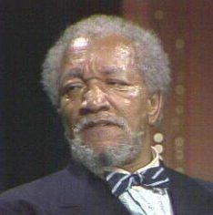 redd foxx death photos