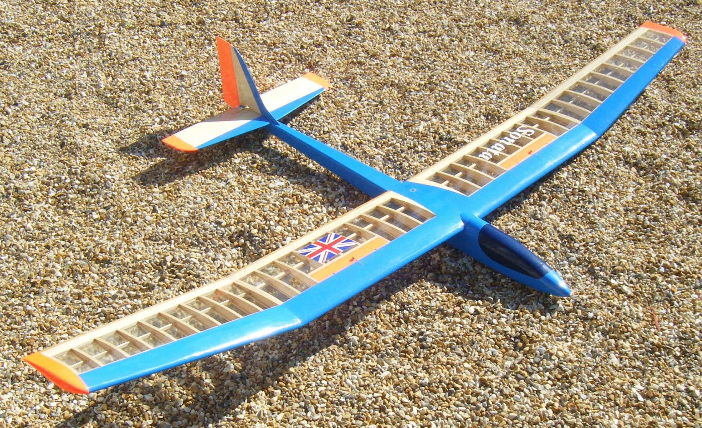 Vintage Model Gliders Sailplanes Plans | Model flight