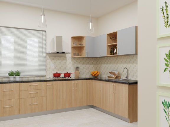 9 Fascinating Ideas for Practical U-shaped Kitchen GC Kitchen