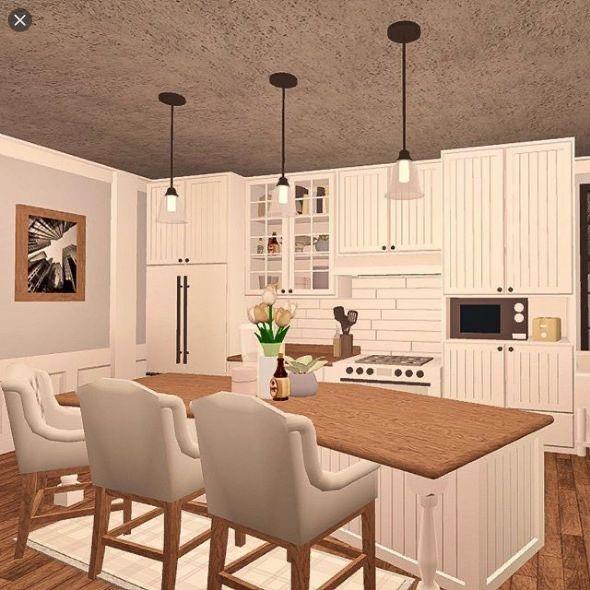 bloxburg kitchen
