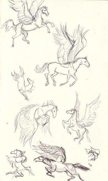 Photo of Sketchbook Saturday: Fantasy Critters – Stormslegacy Designs