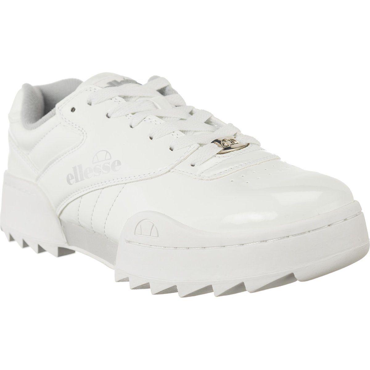 Sportowe Damskie Ellesse Ellesse Biale Plativo Sgfu0309 White Air Max Sneakers Sneakers Nike Nike Air Max