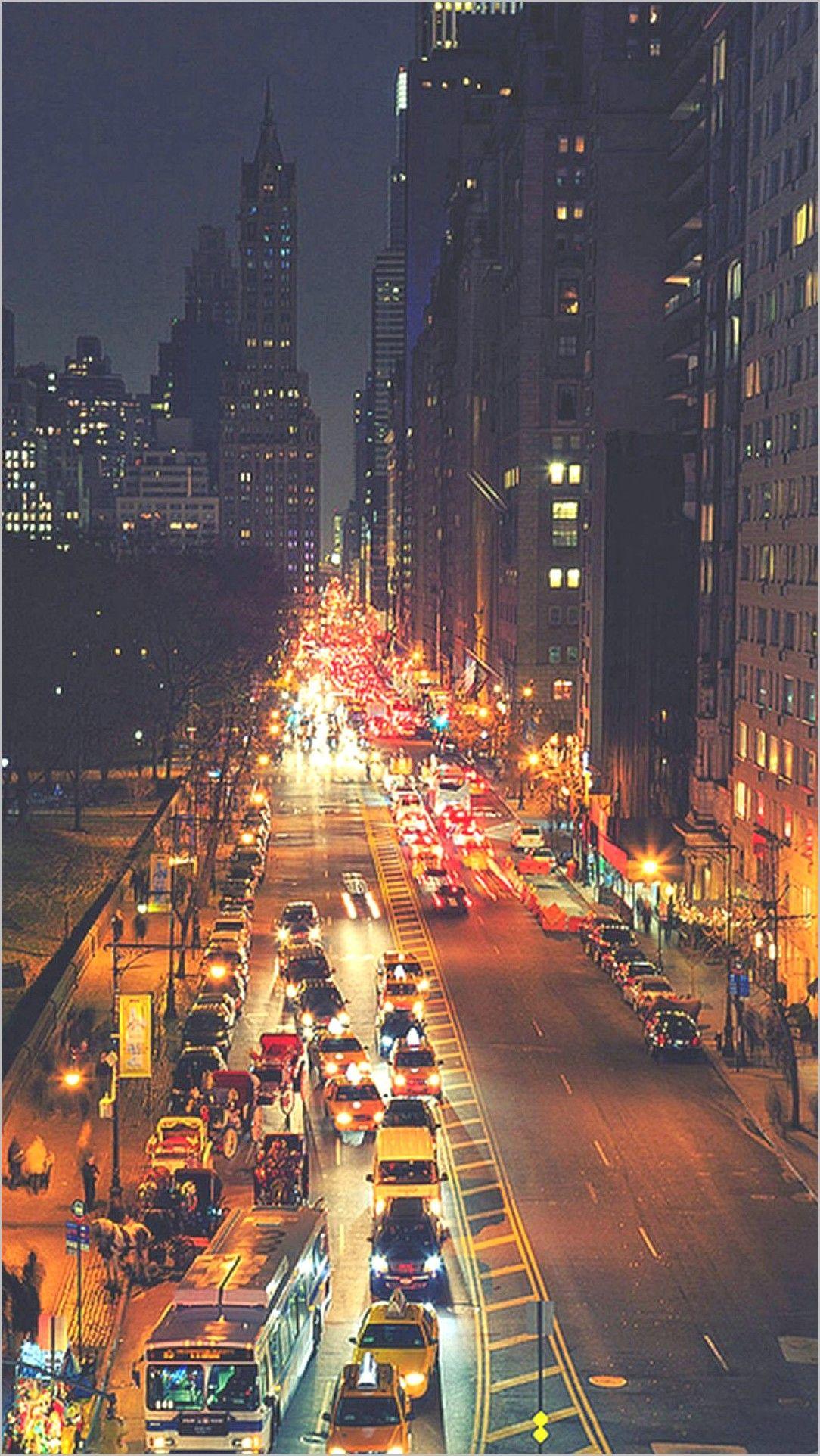 City 4k Wallpaper Street Level Beautiful Places Night City Scenery