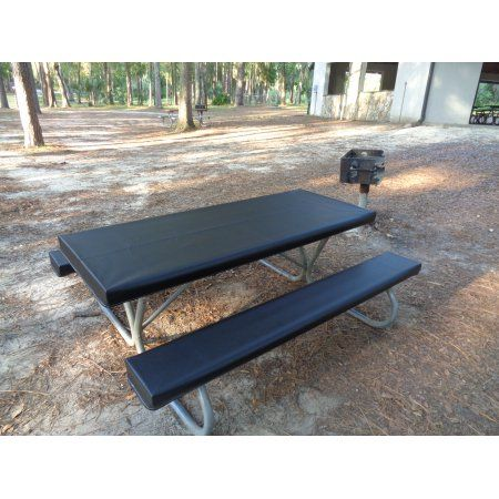 Fitted Heavy Duty Marine Upholstery Vinyl Picnic Table Cover Sets - Heavy duty picnic table cloth