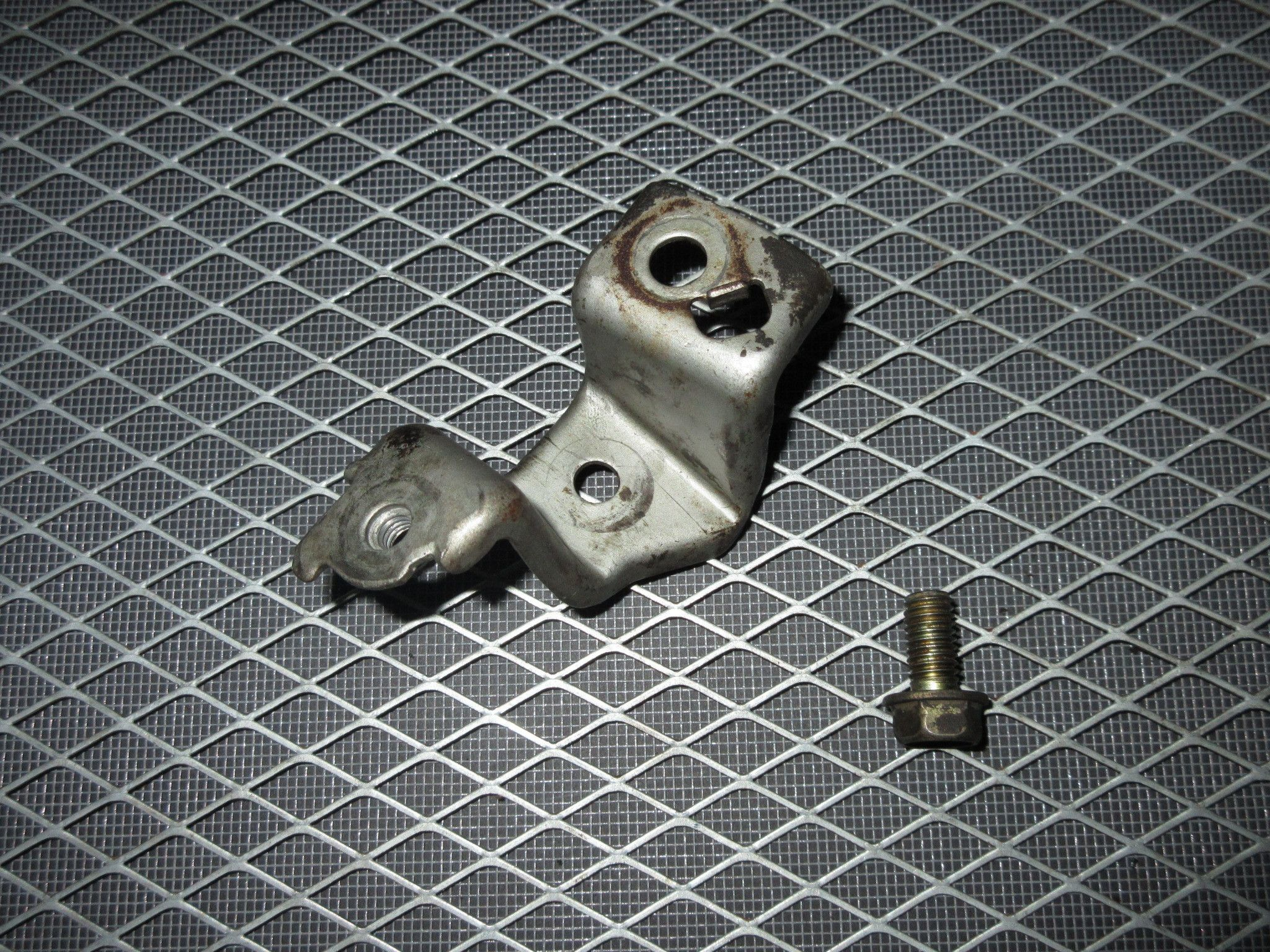 jdm 94 95 96 97 honda accord f22b none vtec engine wiring harness holder bracket [ 2048 x 1536 Pixel ]