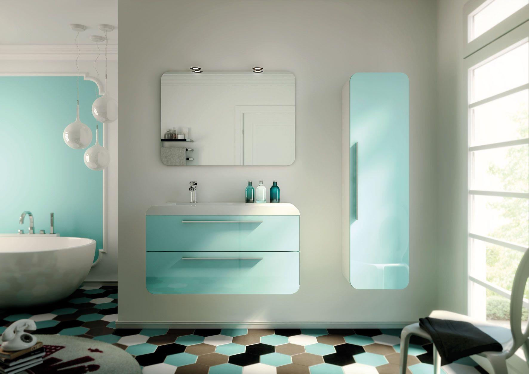 1000  images about aquarine   meubles de salle de bains ...