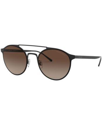 Giorgio Armani Sunglasses, AR6089 54 & Reviews – Sunglasses by Sunglass Hut – Men – Macy's