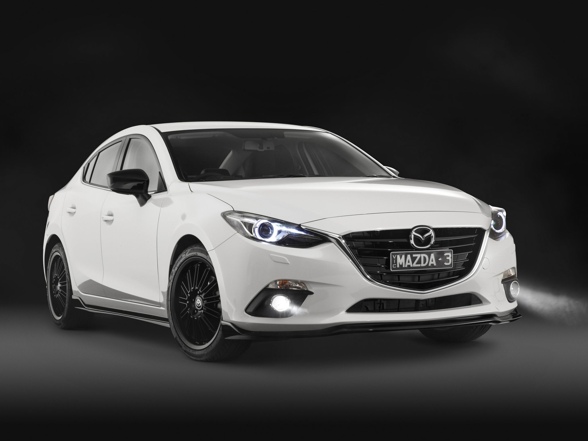 Mazda3 Sedan 2014 | C_Cars | simply WHITE | Pinterest ...2014 Mazda 3 White