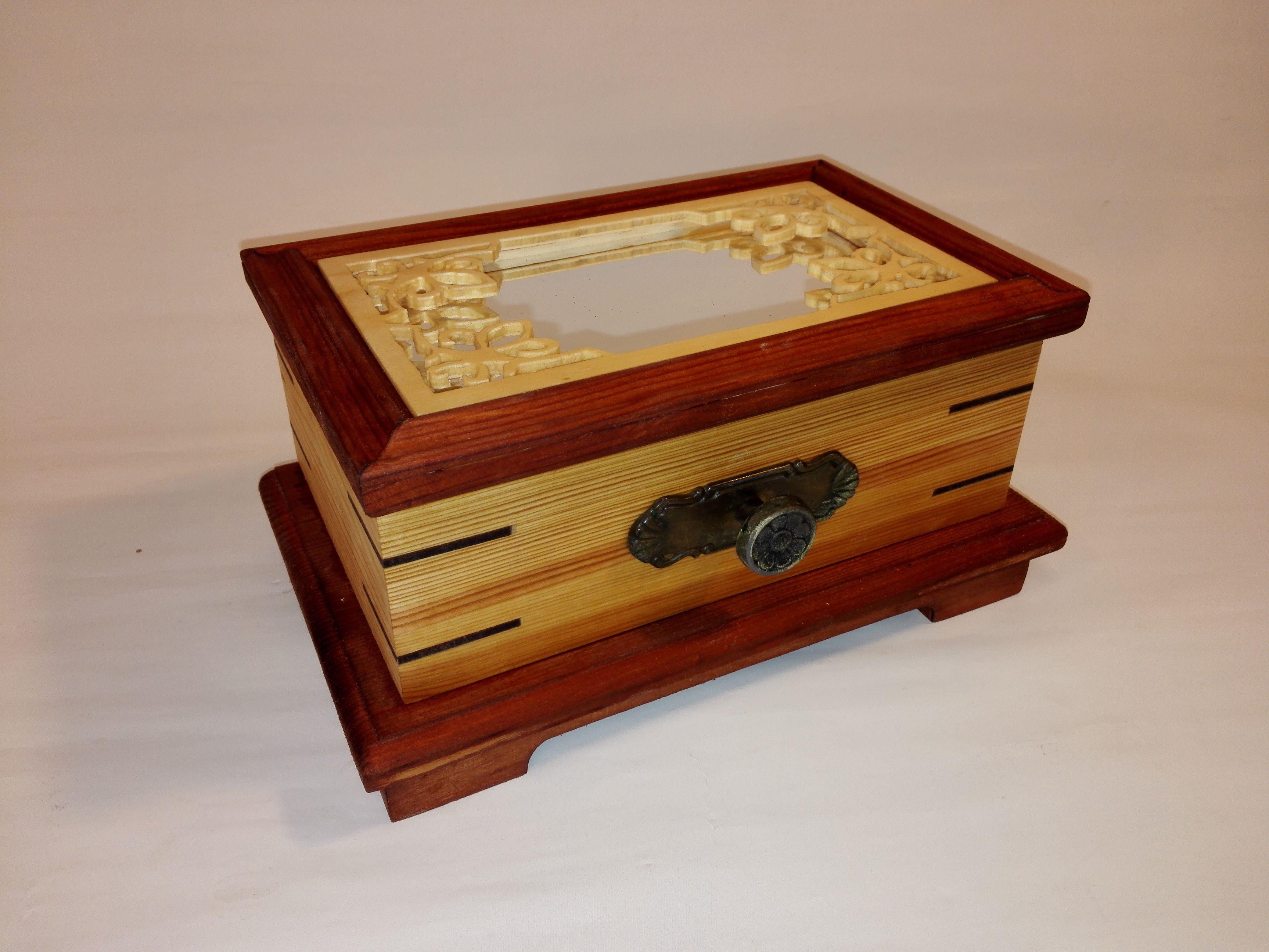 schmuckk stchen bauanleitung zum selber bauen heimwerker forum boxes pinterest schmuck. Black Bedroom Furniture Sets. Home Design Ideas