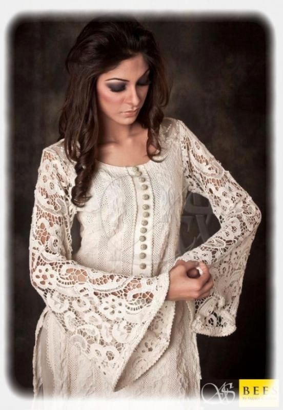 bell sleeves fashion n style pinterest indian wear