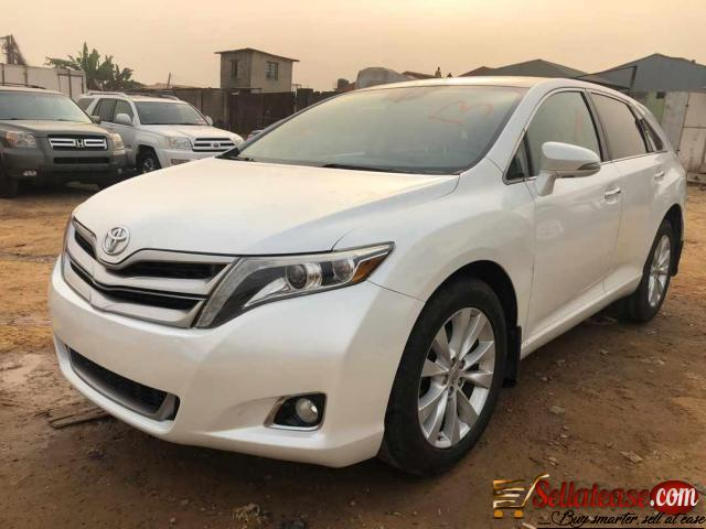 Pin On Price Of Toyota Venza In Nigeria