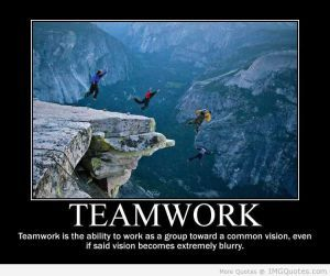 11 Coolest Teamwork Meme And Lessons To Be Learned My Cool Team Teamwork Funny Teamwork Team Quotes Teamwork