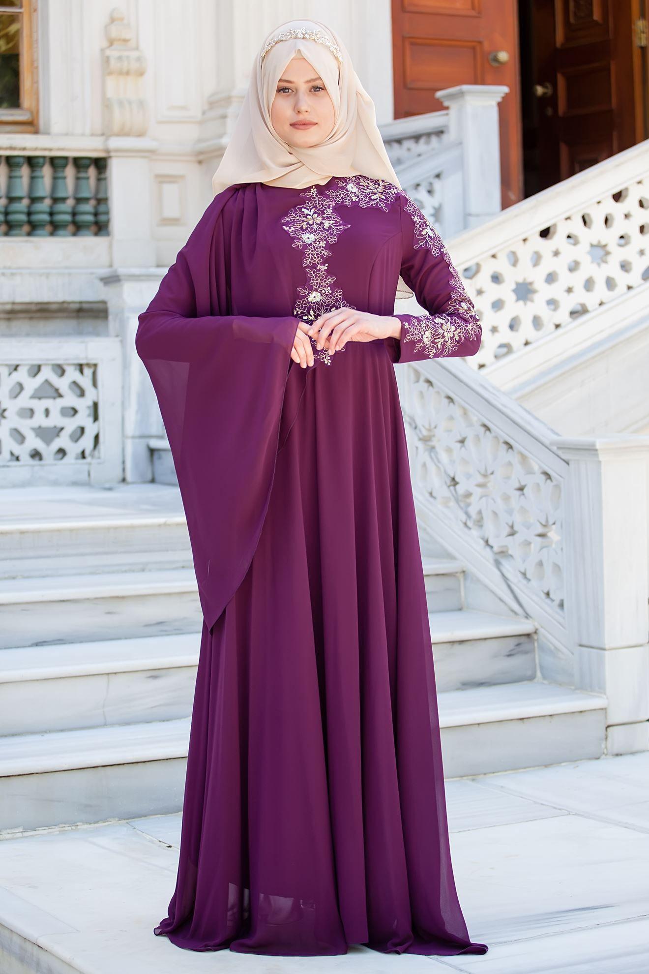9223e427a87c4 En Güzel Sedanur.com Tesettür Abiye Elbise Modelleri , https://www.