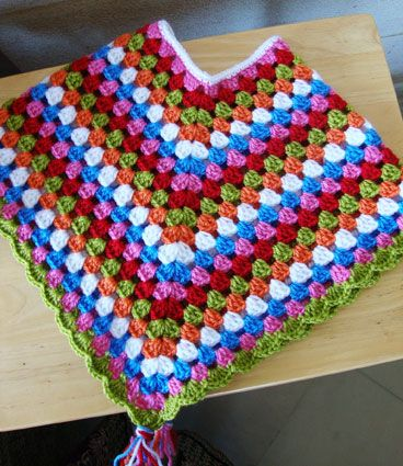 About Ponchos And Pattern D In 2018 Crochet Pinterest Ponchos