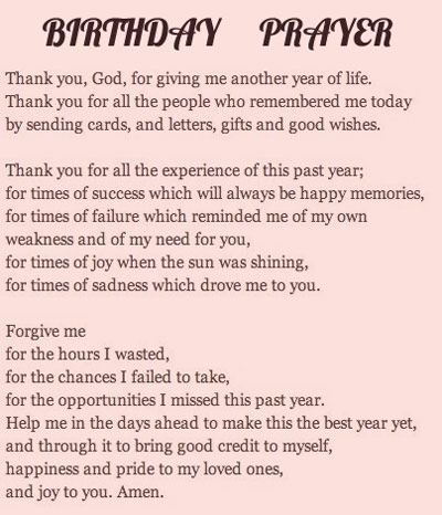 These Birthday Prayers And Blessings Will Help You Shine The Light Of God Onto Someone On Their Special Day