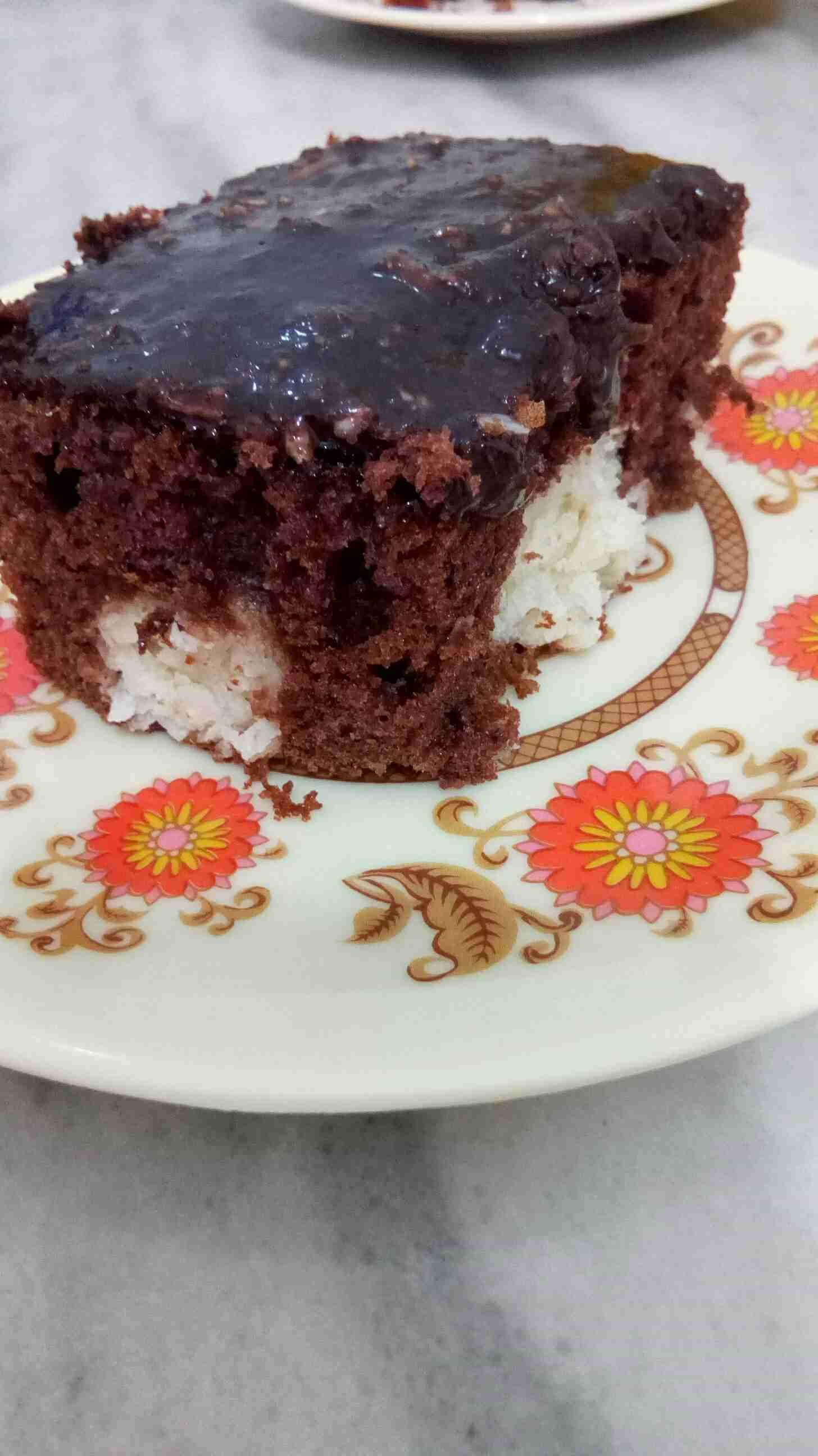 كيكة بكرات جوز الهند زاكي Recipe Food Cake Chicken Comfort