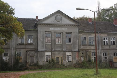 Gutshaus Rubow Verfallene gebäude, Verlassene orte