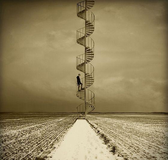 Wonderful surreal photography..