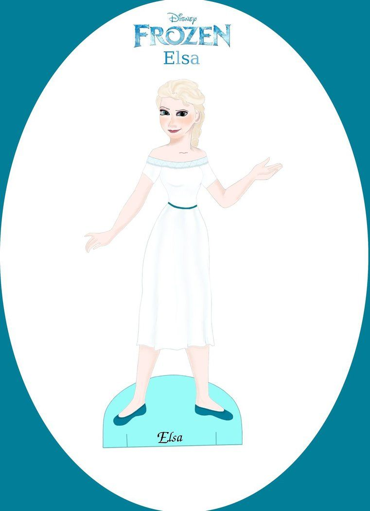 Disneys frozen paper dolls elsa evelynmckay frozen, love one another coloring pages