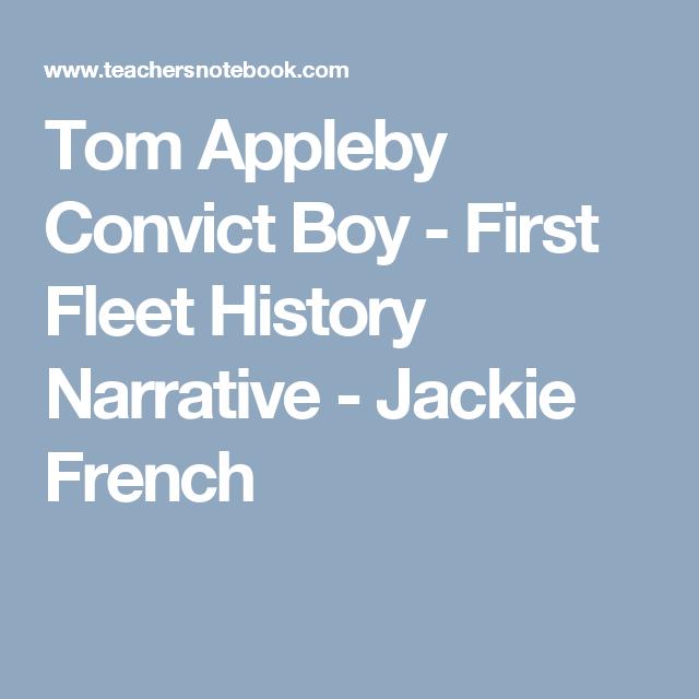 tom appleby convict boy french jackie