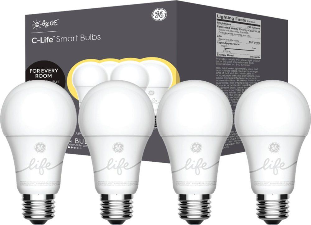 5 Devices To Pair With Your Smart Home Voice Assistant Light Bulb Led Light Bulb Smart Light Bulbs
