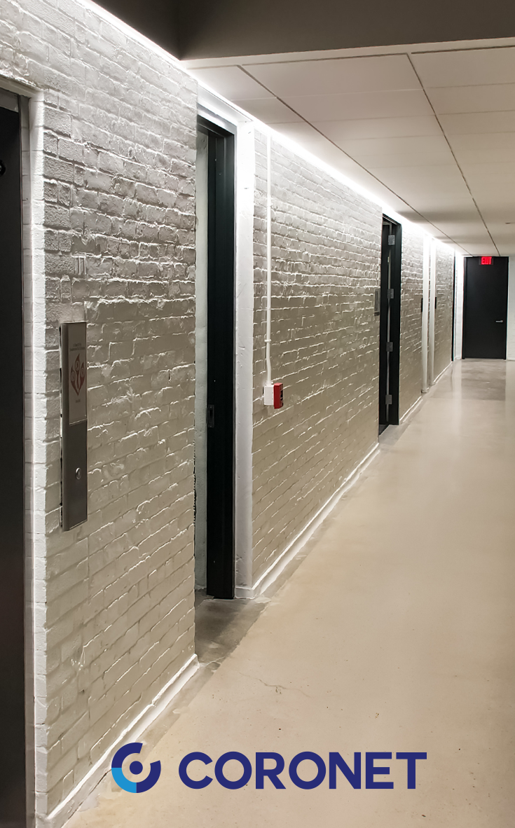 Our Pg4 Led Luminaire Is Ideal For Perimeter Lighting The