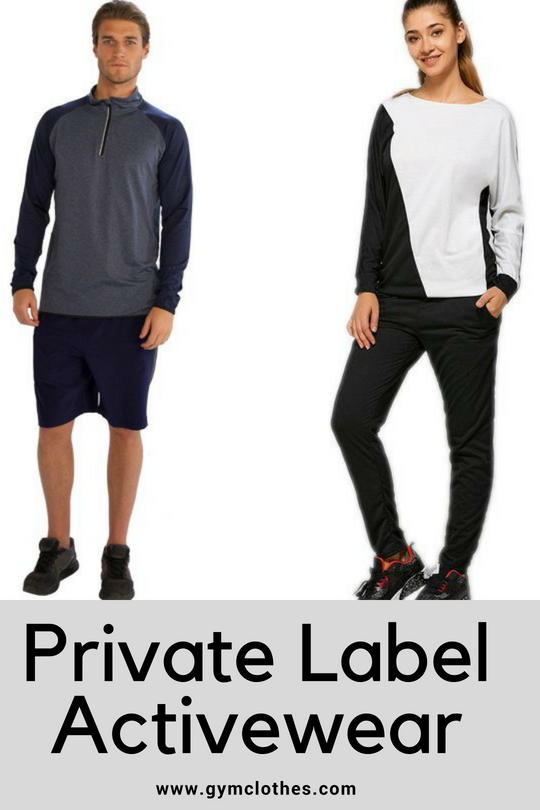 private label athletic wear private label performance apparel