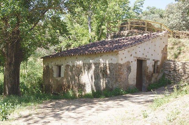 Los molinos de rodezno en la Sierra de Aracena y Picos de Aroche