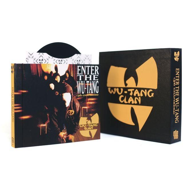 Wu Tang Clan Enter The Wu Tang 36 Chambers Deluxe 7 Inch Casebook Getondown Com Wu Tang 36 Chambers Wu Tang Clan Wu Tang