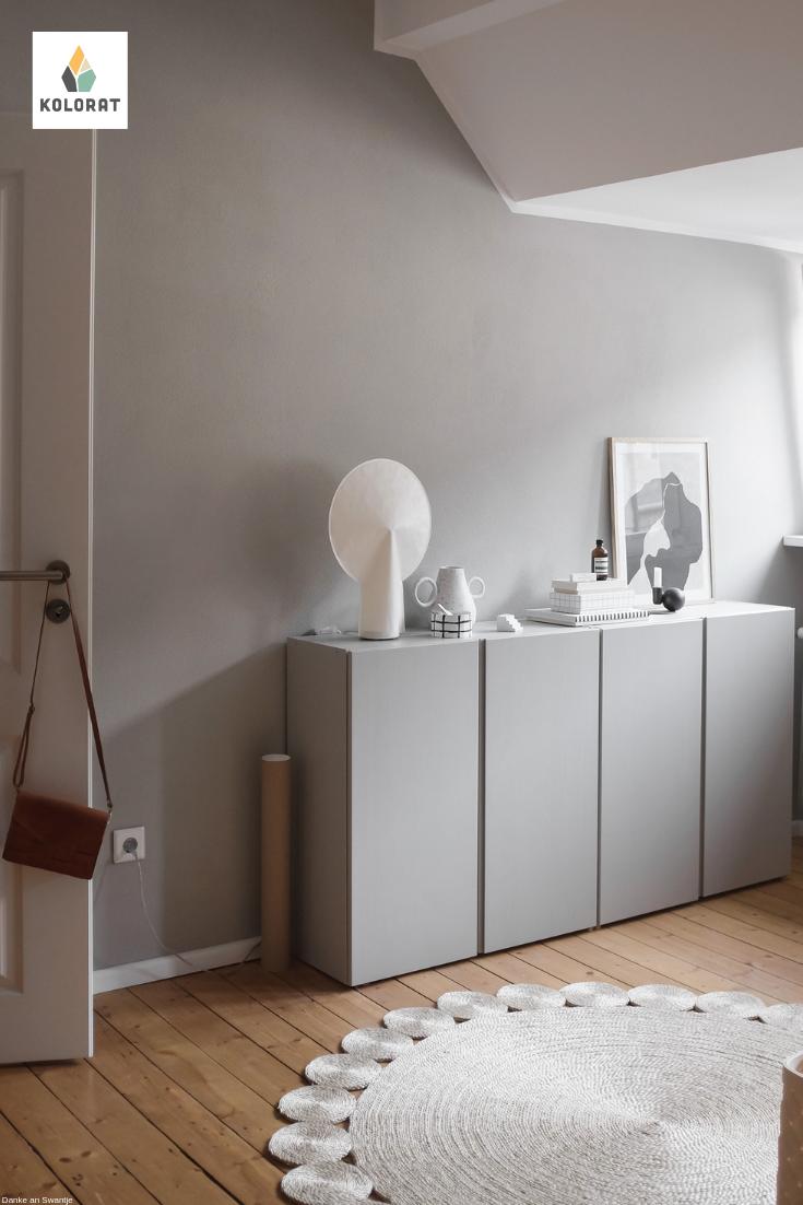 Ikea IVAR Schrank lackieren mit Lack von so