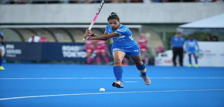Rani Rampal Named 2019 World Games Athlete Of The Year In 2020 Sports Hockey Teams Sports Authority