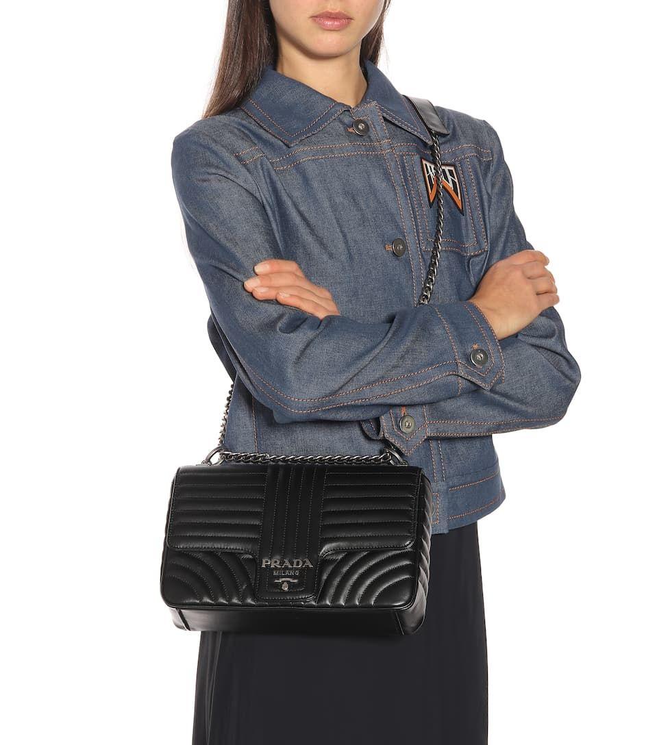 84a2209c5184 Diagramme leather shoulder bag in 2019 | handbags | Leather shoulder ...