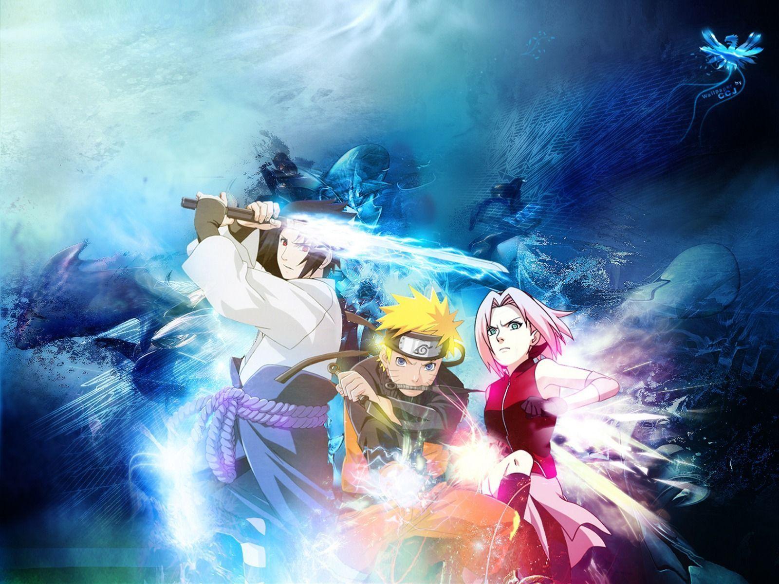 Naruto's Hatred Against Sasuke - Naruto Shippuuden Wallpaper ...