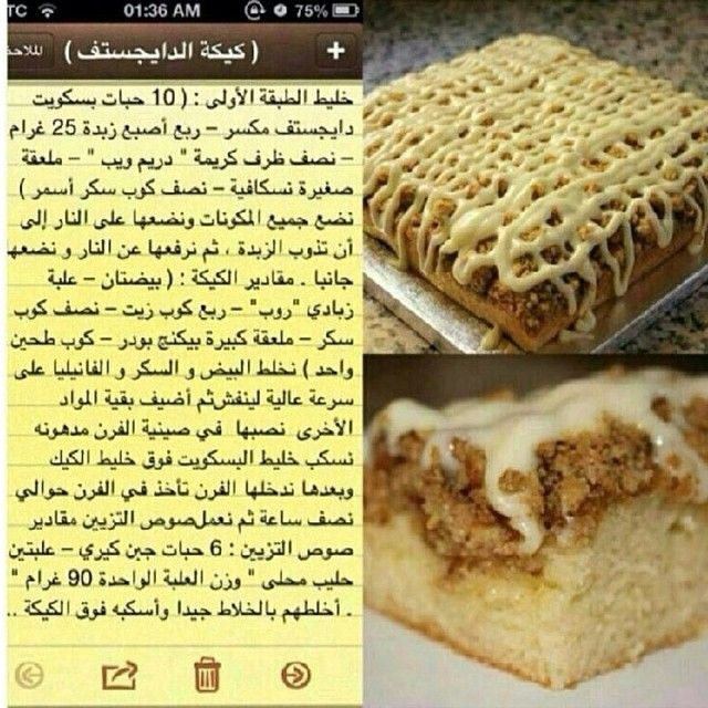 كيكة الدايجستف Padgram Food Drinks Dessert Yummy Food Dessert Food Receipes