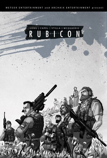 'RUBICON' In Stores August 20th - The Geek Guardian