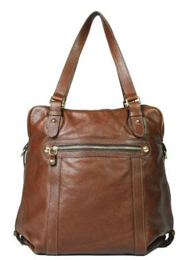 The Travail Tote In Brown Corrente Handbags Leather And Purses Made Locally Brooklyn